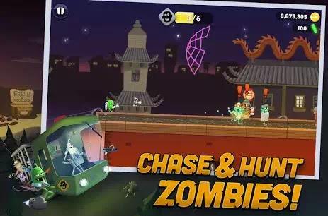 game zombie terbaik di android dan ios-6