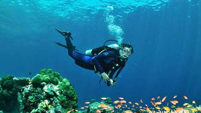 ท่องเที่ยว, แนวหินปะการัง, มัลดีฟส์, สถานที่ดำน้ำ, สถานดำน้ำทั่วโลก, อันดับสถานที่ดำน้ำ, สิปาดัน มาเลเซีย (Sipadan, Malaysia)