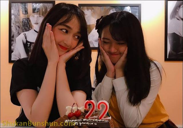 Achan JKT48 Ayana Shahab Nikah Suami Pacar Foto