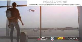 Cadastrar Promoção Antena 1 Canadá Ai Vou Eu