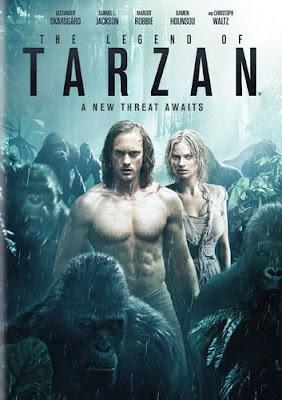 Huyền Thoại Tarzan - The Legend Of Tarzan (2016)