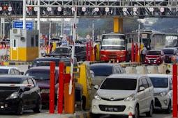 Jasa Marga: More than 1 million cars have returned to Jakarta