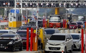 Jasa Marga: More than 1 million cars have returned to Jakarta