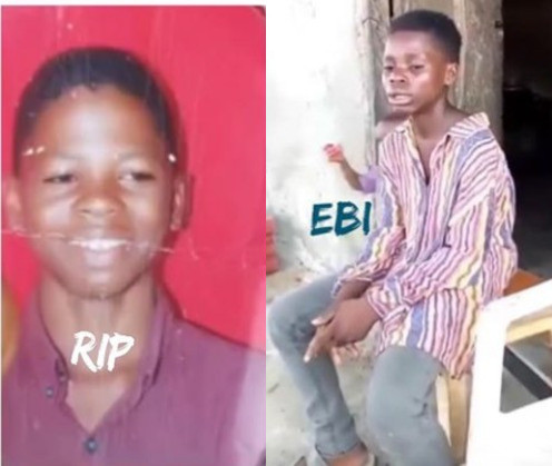 A boy stabs elder brother to death during argument
