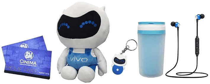 Vivo Love Month Freebies