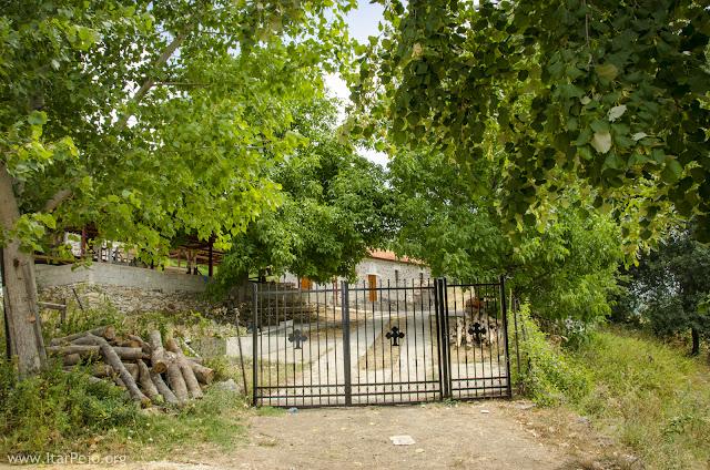 Sv. Ilija - Bren - Monastery near village Gradeshnica