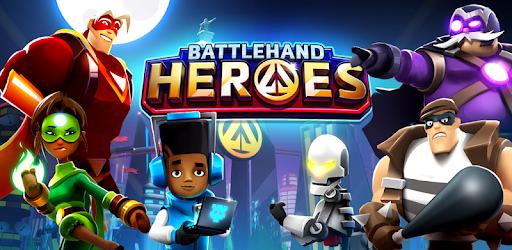 BattleHand Heroes v2.0.0 Apk Mod
