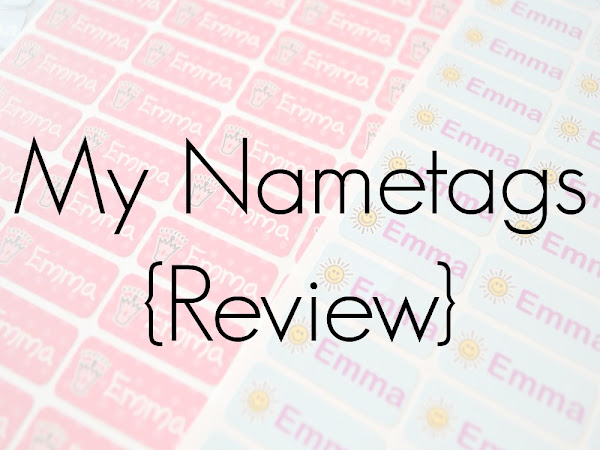 My Nametags {Review}