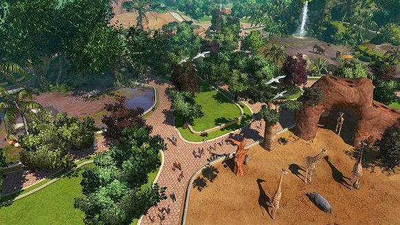 Zoo Tycoon Ultimate Animal Collection PC Free Download Screenshot 3