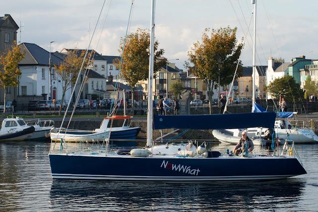 Galway Ireland Boats