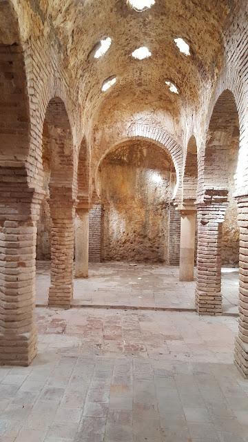 Baños Árabes, Ronda, Málaga, Andalucía, Elisa N, Blog de Viajes, Lifestyle, Travel