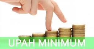 Upah Minimum Kota/ Kabupaten (UMK) di Provinsi Jawa Barat tahun 2020