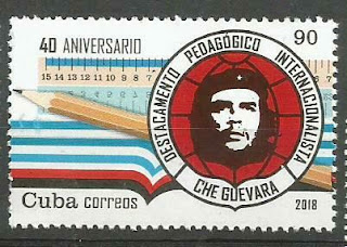 Cuba2018 40th Anniversary of Che Guevara International Pedagogical Station
