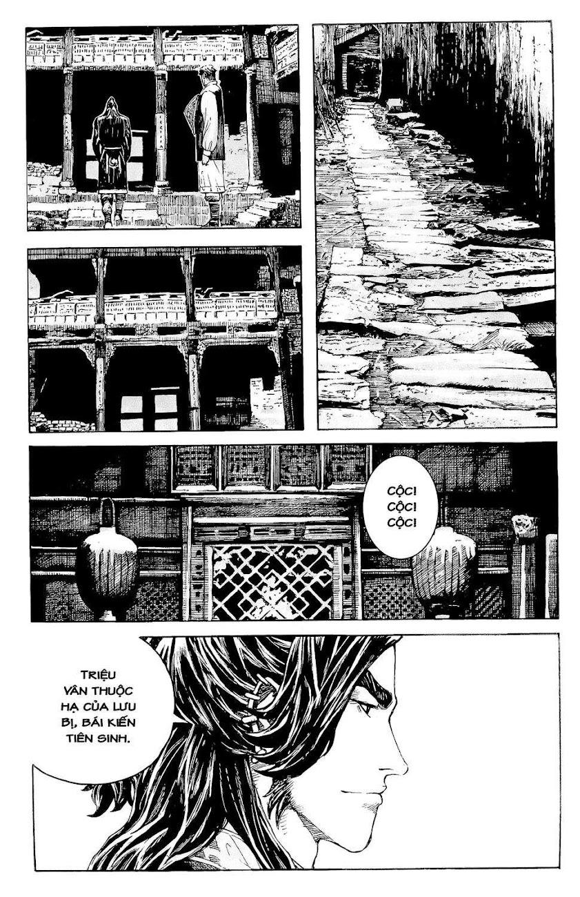 Hỏa phụng liêu nguyên Chương 355: Kinh Châu vi long [Remake] trang 12