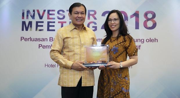 Citi Indonesia Dinobatkan Sebagai Best Primary Dealer 2017