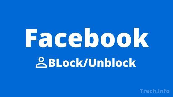 Facebook Par Kisi Ko Block/Unblock Kaise Kare