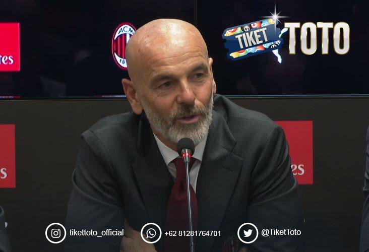 Stefano Pioli Tegaskan Target AC Milan adalah Lolos Zona Liga Europa
