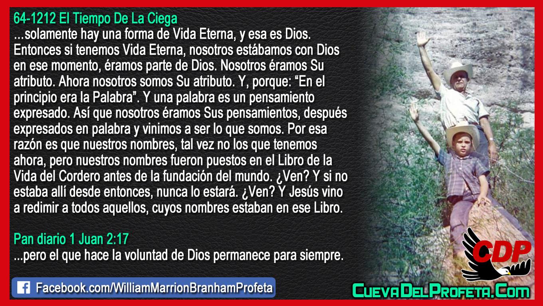 El Libro de la Vida del Cordero - William Branham en Español