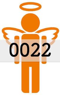 エンジェルナンバー 0022