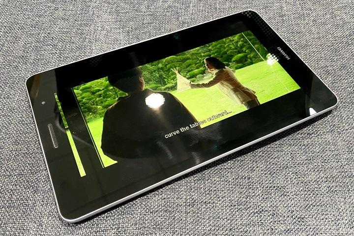 Huawei MediaPad T3 8 Review Performance