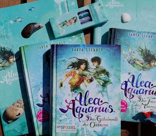 Alea Aquarius: Das Geheimnis der Ozeane. Buch + Fanartikel