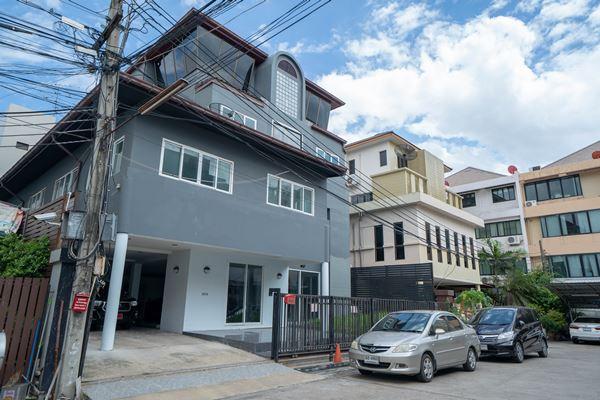 ขายบ้านเดี่ยวโครงการทาวน์อินทาวน์ แขวง พลับพลา เขตวังทองหลาง กรุงเทพ