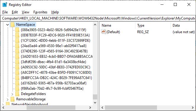 Cara Menghilangkan Folder 3D Objects di Windows 10