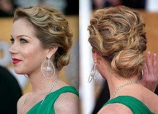Excellent Short Hair Styles Curly Updo Hairstyles Short Hairstyles Gunalazisus