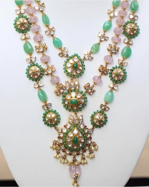 Light Ruby Emerald Haram