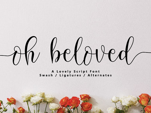 Oh Beloved Classy Script Free Download