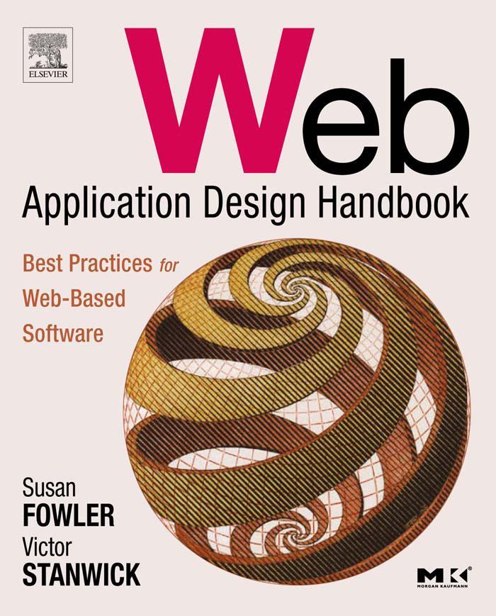 Web application design handbook – Susan Fowler