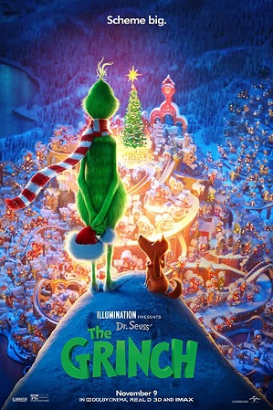The Grinch (2018) Hindi Dual Audio 480p 720p Bluray