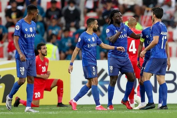 مشاهدة مباراة الهلال وشباب الأهلي بث مباشر اليوم 23-09-2020 دوري أبطال آسيا