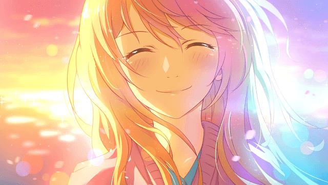 Sesudah menyatakan cintanya, Kaori mati