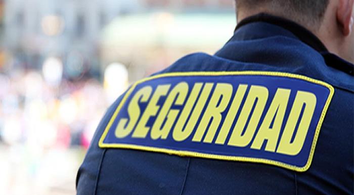 SE BUSCA PERSONAL DE SEGURIDAD HASTA 65 AÑOS