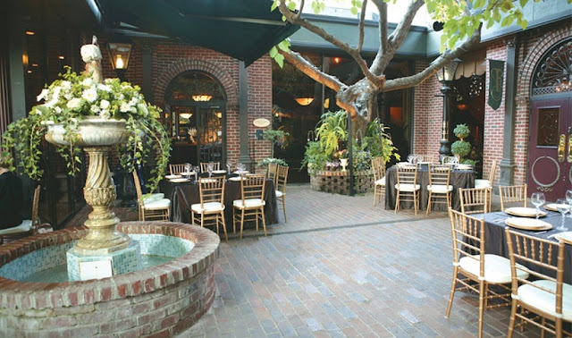 Restaurante The Firehouse em Sacramento