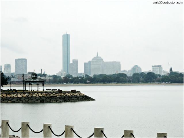 Vistas al Puerto de Boston