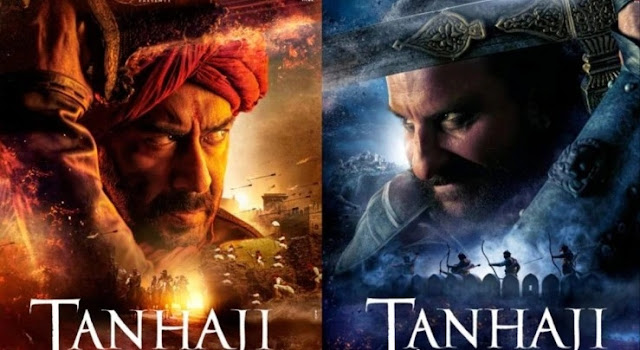 Tanhaji: The Unsung Warrior review, cast, release date in hindi