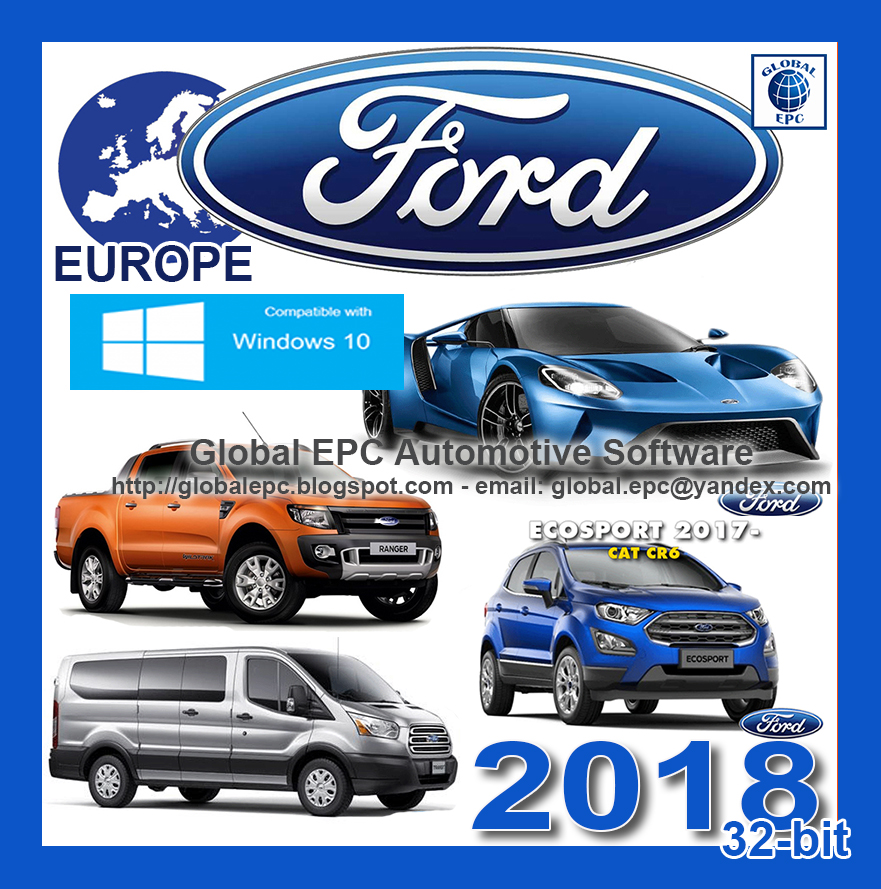 FORD EUROPE 2018