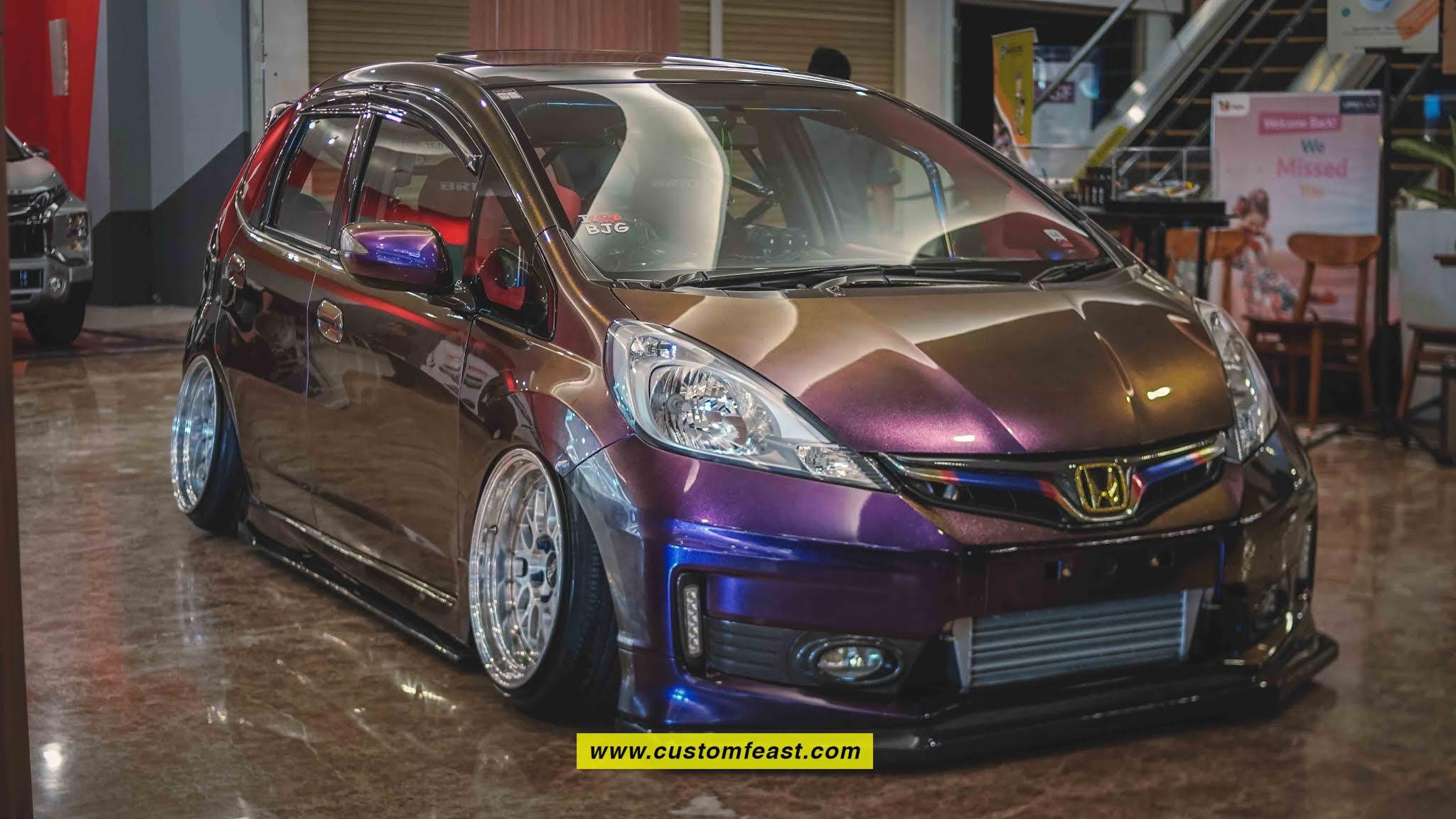 Honda Jazz Modified Best Street Racing Cars