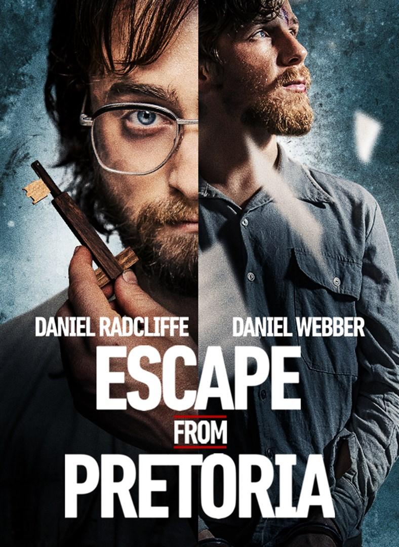 Escape from Pretoria [2020] [DVD9] [NTSC] [Castellano]
