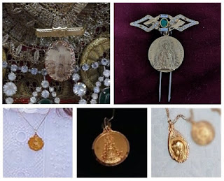 Denuncian el robo de varias joyas a la Virgen del Amor de la Hermandad de Tres Caídas (Huelva) en su capilla