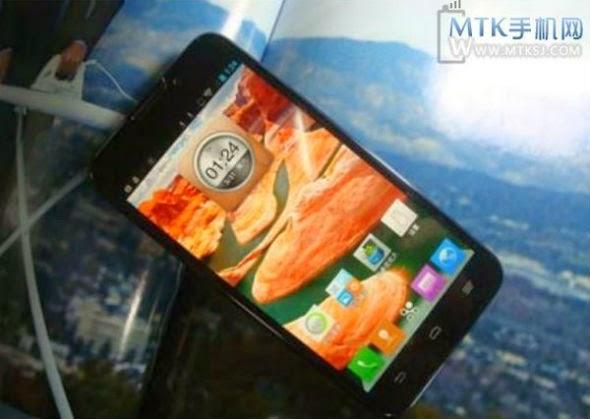 ZTE U935, Smartphone Android Quad Core