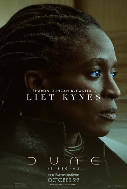 Sharon Duncan-Brewster as Liet Kynes