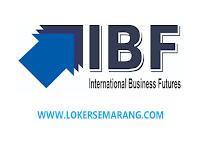Loker Semarang Januari 2021 di PT International Business Futures