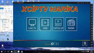 Bedava Canlı TV izle XCİPTV ile Android