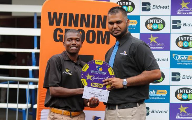 Grooms Initiative Winners at Hollywoodbets Greyville