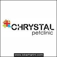 Lowongan Kerja Staff Admin Chrystal Pet Clinic Semarang Maret 2021