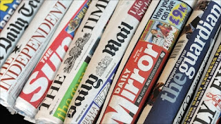 NEWSPAPER REVIEW: Things You Need To Know This Wednesday 22nd March 2017 1