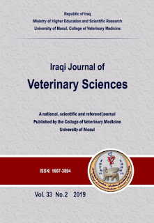 Iraqi Journal of Veterinary Sciences (IJVS)